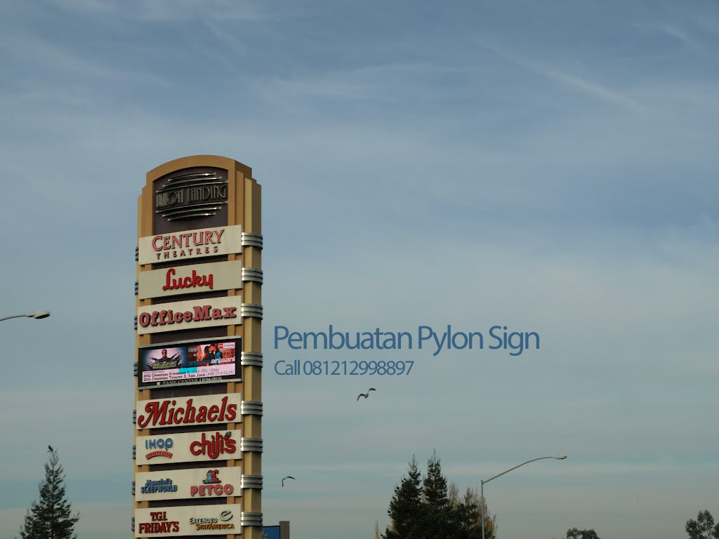Pylon Sign