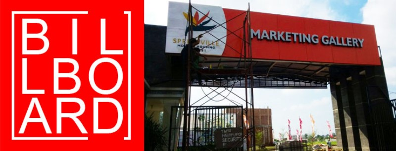 harga jasa pembuatan billboard murah