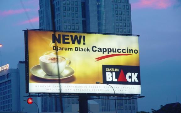 Gambar Billboard Horizontal Back Light