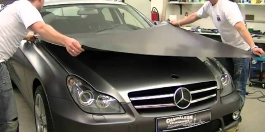 Gambar Cutting Stiker Mobil Full Body Carbon Kevlar