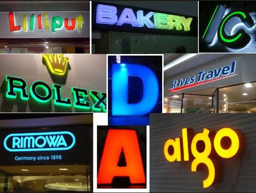 Gambar Jasa Pembuatan Huruf Timbul LED Jakarta
