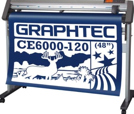 Gambar Pengertian dan Jenis Mesin Cutting Sticker