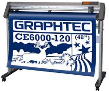 Gambar Spesifikasi dan Harga Mesin Cutting Sticker Graphtec