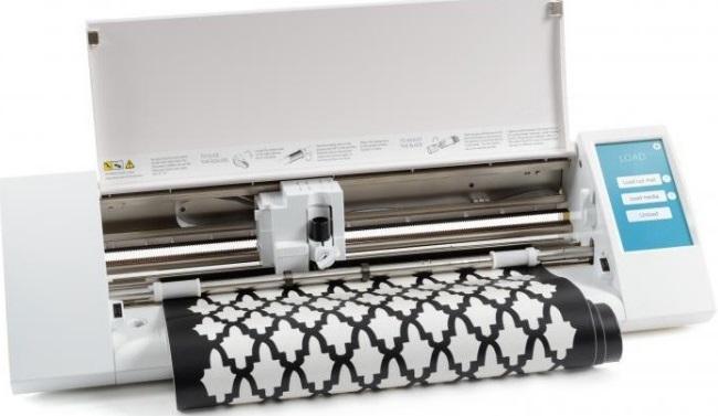 Gambar Spesifikasi dan Harga Mesin Cutting Sticker Silhouette Cameo
